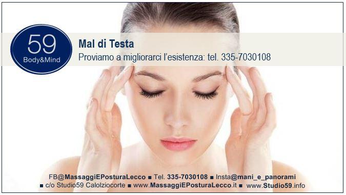 Studio59 Body&Mind Calolziocorte Lecco