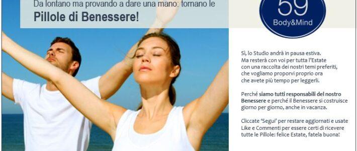 Durante la chiusura allo Studio59 Body&Mind Calolziocorte Lecco