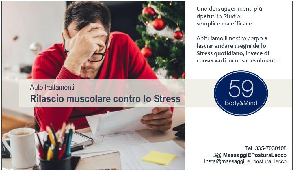 Autotrattamenti: Contro lo Stress, Lasciar Andare