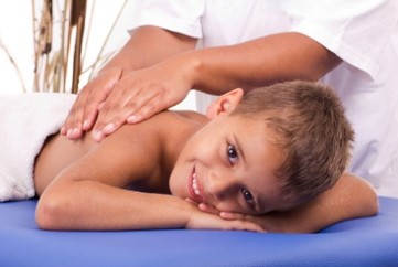 Massaggio Infantile e Adolescenti 6-16 anni